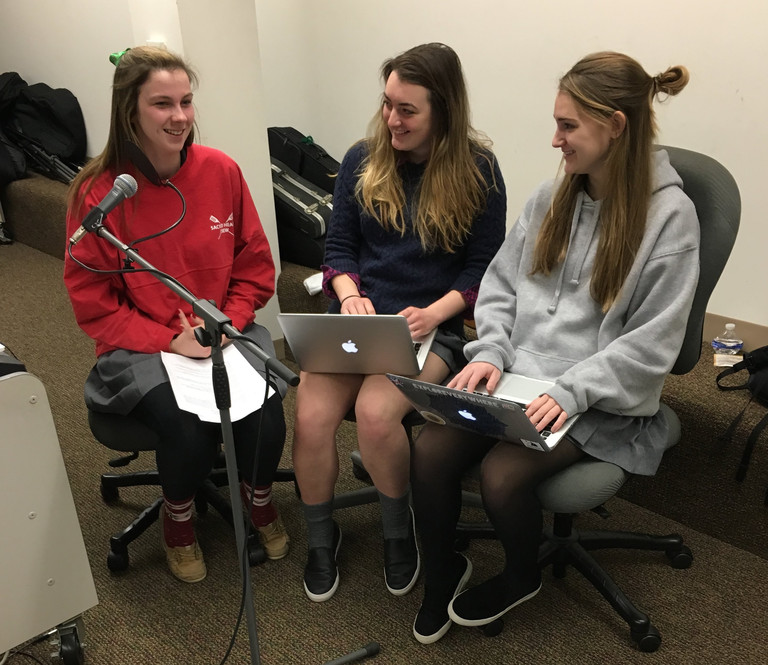 Social Justice Podcast Capstones