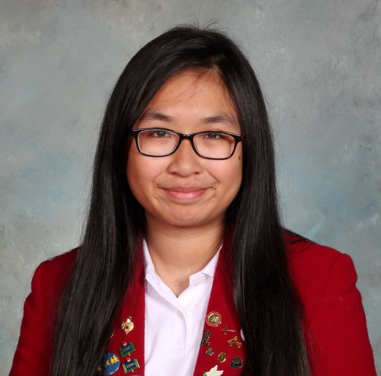 Cathy Nguyen Is Invited To Participate In Good Citizenship Day In May